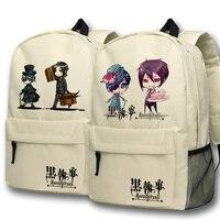 Anime Black Butler Cosplay Backpack Anime Two Elementary Elementary Junior High School Student Bag Girls Shoulder