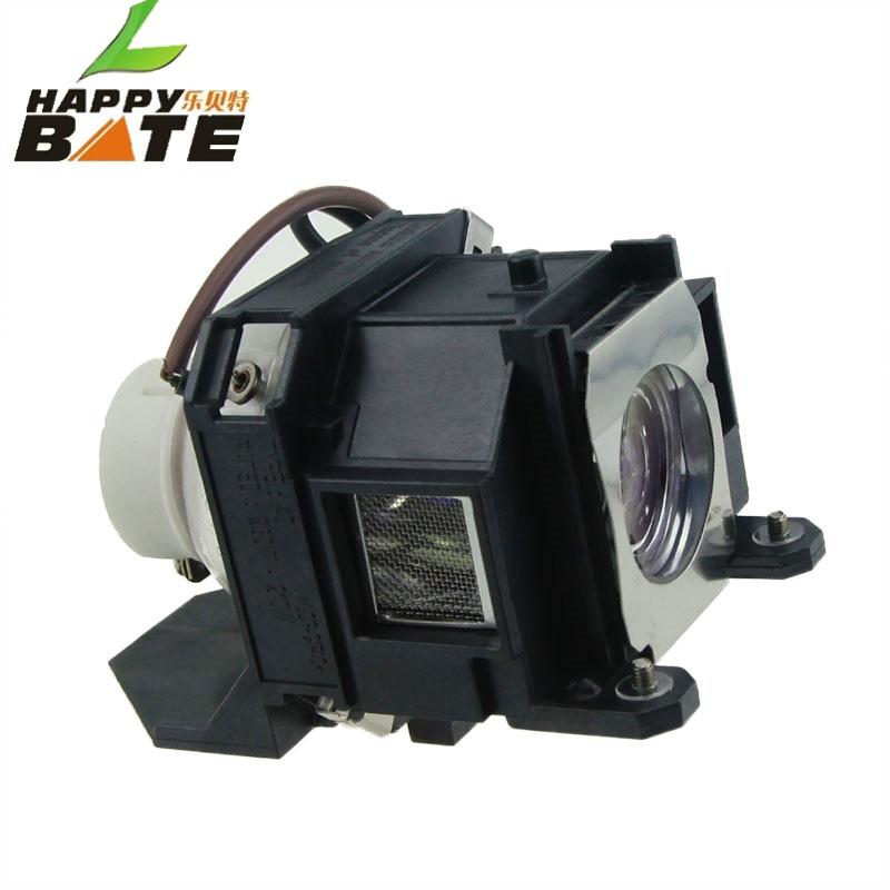 EMP-TW1810 / EMP-1815 / EMP-1825 / Powerlite 1810p 1815p 1825 / EB-1810 / EB-1825 용 하우징 ELPLP40 호환 램프