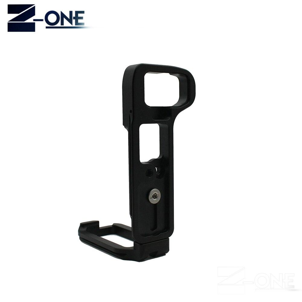 A7M3 Quick Release L Plaque/Support Titulaire main Grip pour Sony A7III/A7RIII/A9 Rapide Release Embase et côté plaque - 4