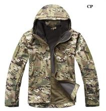 2016 jacket men High quality Lurker Shark skin Soft Shell TAD V 4.0  Military Jacket Waterproof windbreaker coat