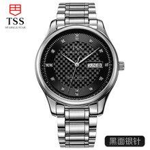Mens Watches TSS Top Brand Luxury Men Military Sport calendar 316L Stainless Mechanics Watch relogio masculino fashion