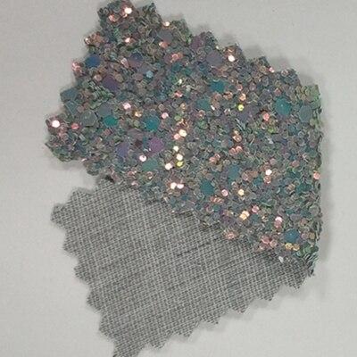 25*100 см сорт 3 объемный Блестящий виниловый рулон ткани для обоев, настольного бегуна, банта для волос DIY украшения ремесла 1 шт - Цвет: 4