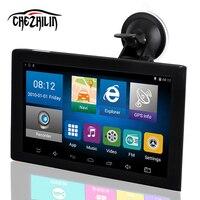 9 дюймов автомобиля GPS навигация грузовик Tablet Системы 16 г с бесплатной карта + DVR + Bluetooth грузовой автомобиль GPS навигатор Северной Америки кар