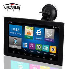 Car GPS Navigation Truck-Tablet-System Vehicle-Truck Bluetooth 9inch No with Free-Map