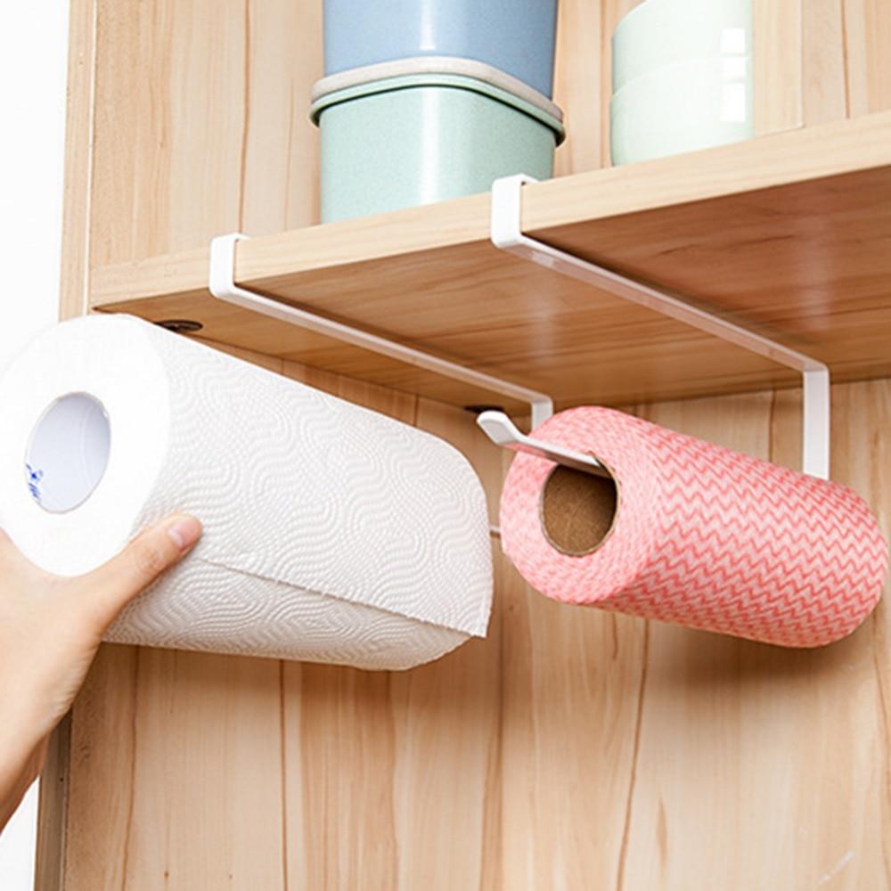 Naiyue Kitchen Paper Holder Hanger Tissue Roll Towel Rack