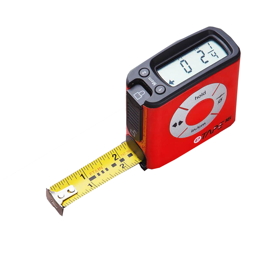 Imports of United States Digital Steel tape Electronic digital Range Finder 5 Meters LCD display Precision box Ruler стоимость