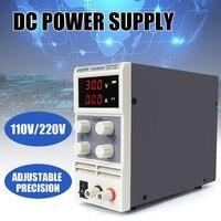 KPS3010D 110V/220V DC US/EU Switching Power Supply Precision LED Voltage Regulator 0 30V 10A Low Ripple/Noise Highly Efficient