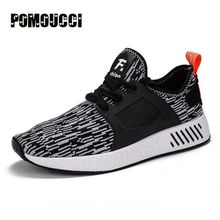 2017 New spring lovers running sneakers running shoes comfort breath style for sports shoes low cut comfortable light weight