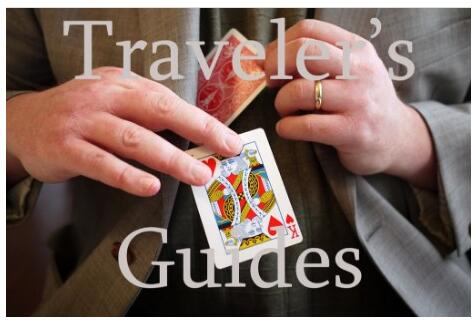 Audience First : Traveler's Guides By Steve Reynolds Magic Tricks
