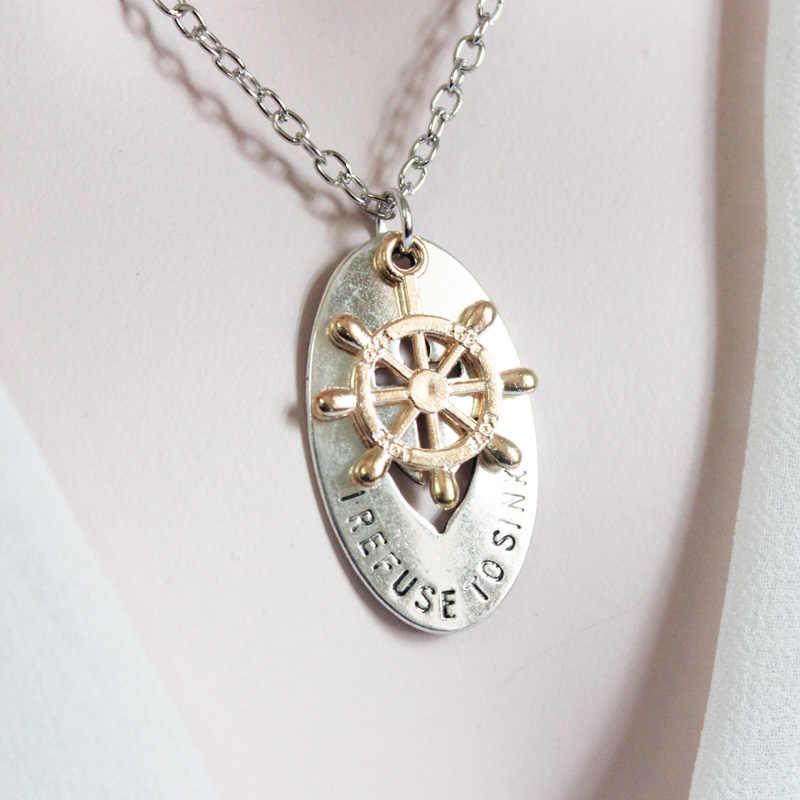Moda para naszyjnik biżuteria prostokąt wisiorek proste i łatwe projektowanie kobiety mężczyźni miłośników naszyjnik HJXL1005