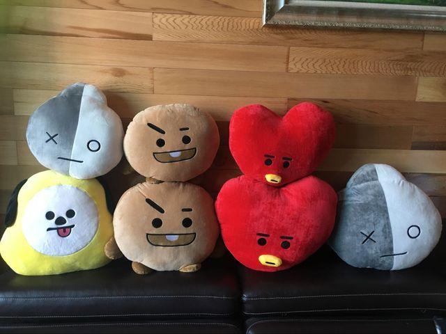 BTS Love Yourself Pillow Plush Cushion
