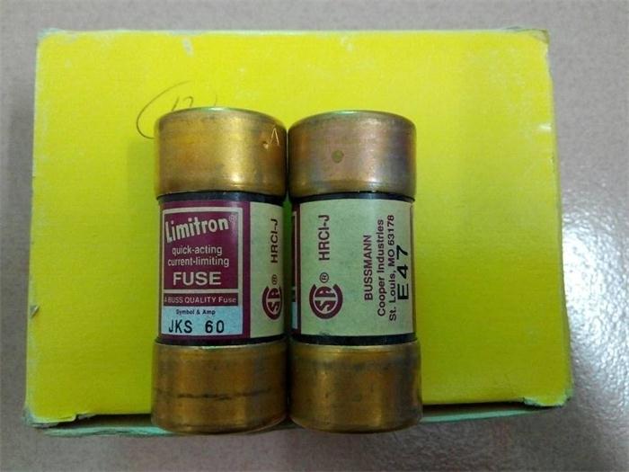 JKS 60 fast fuse fuse 27X60MM Limitron BUSS genuine 60A600V