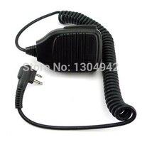 talkie walkie מיקרופון רמקול מיקרופון מיקרופון רמקול עבור Talkie Walkie הרדיו הנייד CB מוטורולה CP160 EP450 GP300 GP68 GP88 CP88 CP040 CP100 CP125 CP140 (2)
