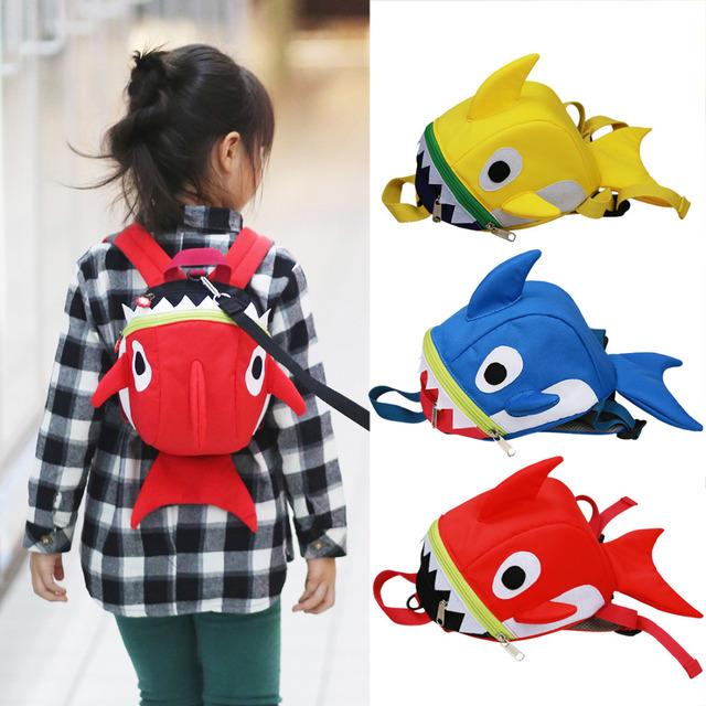 Nova Chegada, dos desenhos animados Da Criança Do Bebê Cinto de Segurança Anti-lost Backpack Strap Walker Backbag