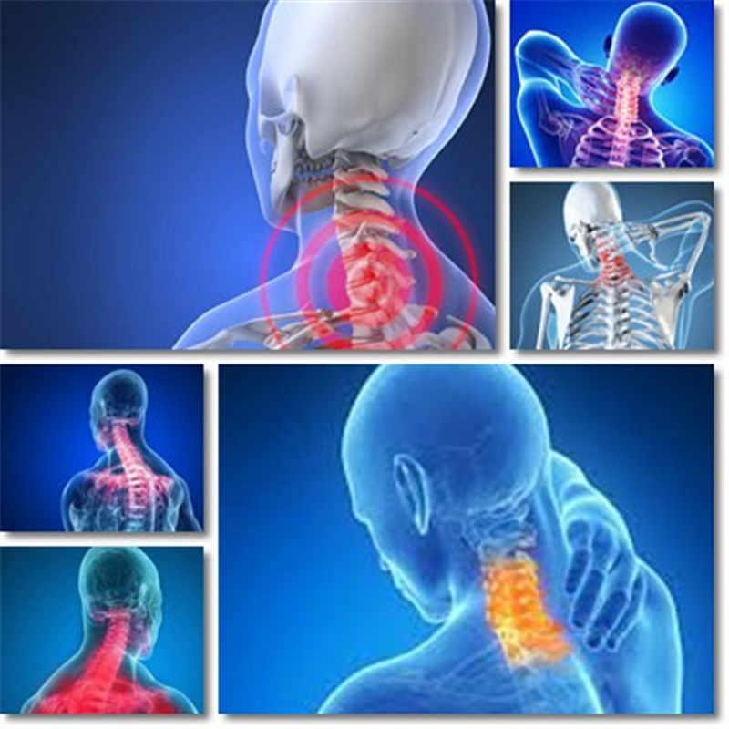 関節痛バームアクティブクリーム4グラム筋肉痛や関節炎医学鎮痛プラスター用頭痛腰痛の痛み