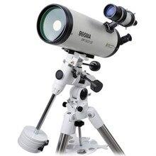 تليسكوب فلكي Bosma 1301900 ماكا جبل استوائي HD عالي الوضوح درجة احترافية حمى أعماق الفضاء رؤية النجوم
