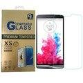 Плёнка-протектор экрана из закалённого стекла для телефонов LG G3 S Beat mini G2 G3 G4.
