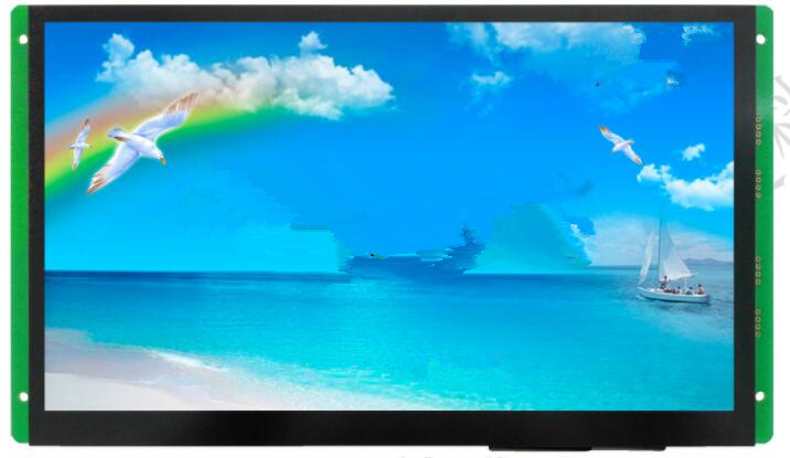 DMT10600T101_A2W DGUS screen IPS full viewing angle LCD screen capacitive touch screen стоимость