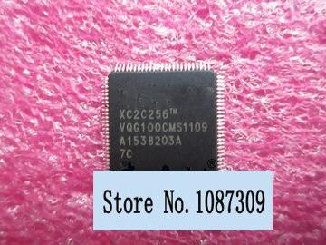 2PCS free shipping XC2C256 XC2C256-7VQG100C  100% new original quality assurance2PCS free shipping XC2C256 XC2C256-7VQG100C  100% new original quality assurance