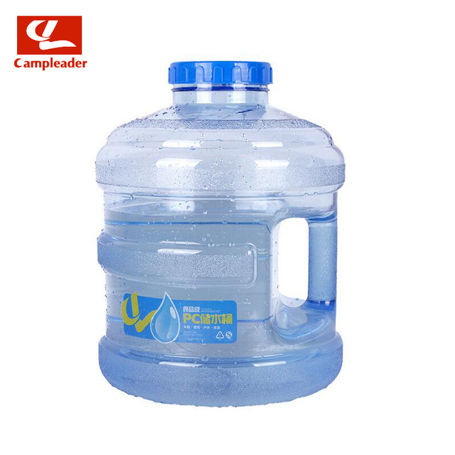 11.3L 15L Gallon Water Bucket Pail Outdoor Water Bladder Hiking Drinkware Climbing Drinking Water Bucket Tank  CL183