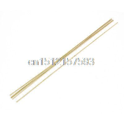 5 Pcs 1.5mm Dia 300mm Length Brass Solid Round Rod Bar for DIY RC Airplane super quality 600 or 300mm long 300mm wide 2 3 4 5 6 8mm thick aaa balsa wood sheet splicing board for airplane boat diy
