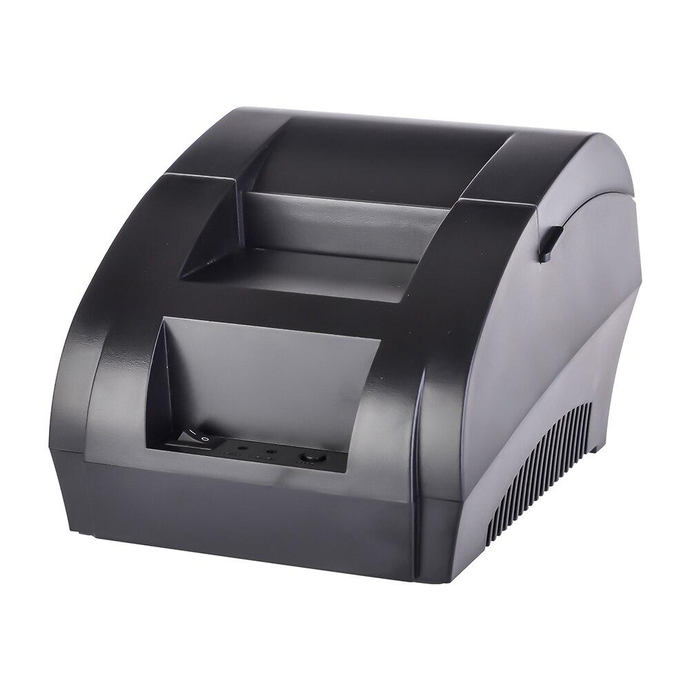 NETUM 58mm 58 milímetros USB Recibos Térmica Impressora usb Impressora Térmica POS Supermercado Sistema NT-5890K