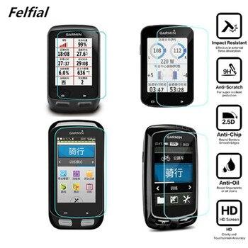 1 2pcs New Tempered Glass For Garmin edge 510 520 820 1000 1030 130 GPS Bike