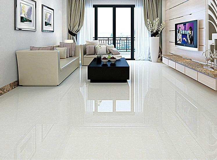 800x800mm foshan ceramic tiles white polishing floor tiles living room bedroom floor tile brick glaze glossy interior tiles