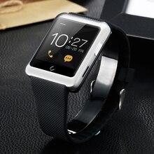 Flovemebluetooth smart watch männer uhren android ios telefon forsamsung huawei sony smartwatch uhr sim-karte dfü anrufen passometer