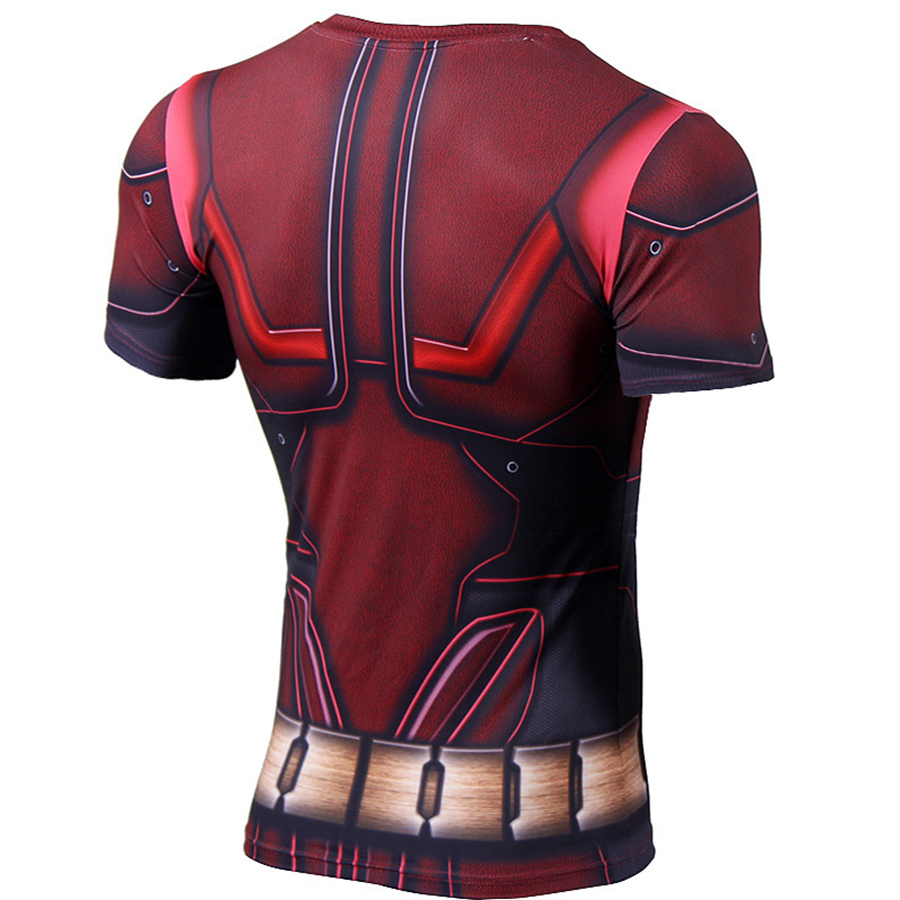 Arkham Knight gym clothing men  (5)