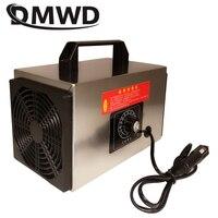 DMWD 12V 10g Car Ozone Generator Ionizer Auto Air Purifier Ozonizer Cleaner Deodorizer Sterilizing Machine 10000mg/h Sterilizer