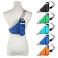 Melhor Presente Cintura Pacotes de Saco Da Cintura de Bicicleta Triangular Cintura Bum Bag Belt Bolsa De Garrafa De Água Bolso bea61014 do navio da gota