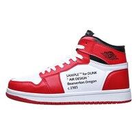 2019 Basketball Shoes For Men Jordan Shoes Basket Sneakers sobretudo masculino zapatillas mujer deportiva AJ 1 Zapatos Hombre