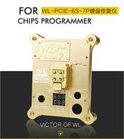 WL PCIE NAND Programmeur PRO icloud Flash ic pour iphone 7 P 7 6SP 6 S De Réparation Carte Mère HDD Numéro de Série SN outil