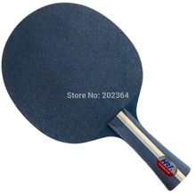 HRT Blue Crystal Carbon (5 Wooden + 2 Crystal Carbon) Table Tennis Blade for PingPong Racket(China)