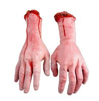 2018 Halloween Fool Props Terrible Blood Arms 2 pairs/lot