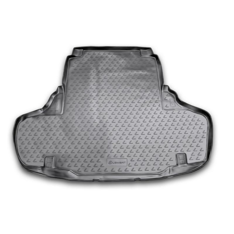 Mat rear trunk lid cover trim For LEXUS GS 250/350 2012-> сед. (polyurethane)