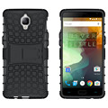 Oneplus 3 Case High Quality Anti-knock TPU&PC Plastic Dual Armor Cover With Stand Back Cover For One plus three Mobile Phone