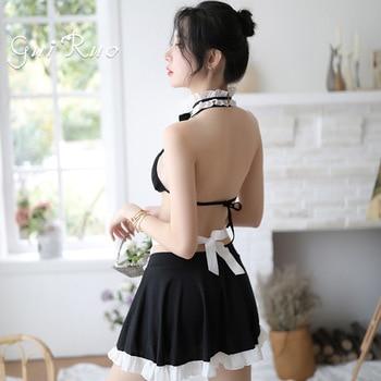 Cute Kawaii Costumes Lolita Anime Lingerie 1