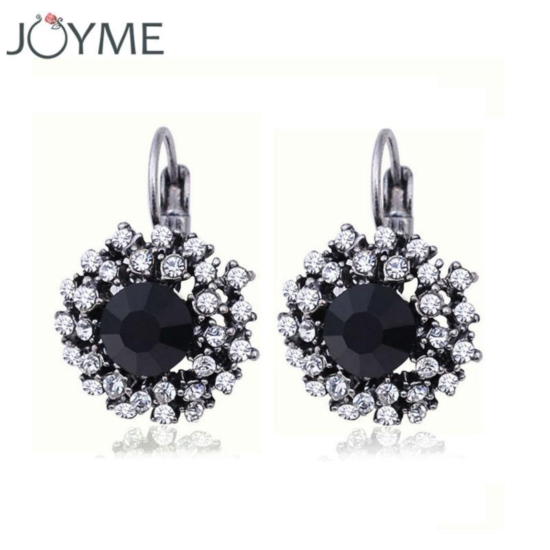 Clip On Earrings Fashion Jewelry