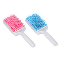 Magic Water Fast Drying Hair Towel Comb Air Cushion Massage Brush Anti Static