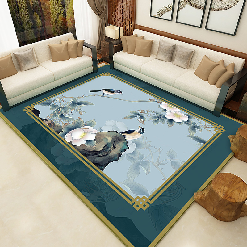 200*300cm Nordic Carpets Kids Room Anti-slip Bedroom Carpets Bedside Rugs Soft Child Room Rug Sofa Table Floor Mats Baby Carpets