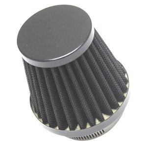 Image 1 - 1 Pcs Cone motorcycle Air Filter Clamp Cleaner 52/53/54mm Carburetor Internal Diameter For Motorcycle ATV Dirt Bike Etc
