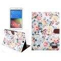 Для Samsung Galaxy Tab S2 9.7 SM-T810 SM-T815 Распространяется на Случаи флип Смарт Стенд Крышка для Samsung Таблетки Fundas С Карты слот