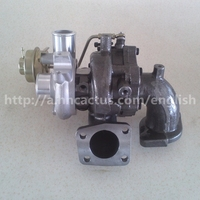 Auto motor parts elektrische td04 tf035 turbocharger kit 49135-02652 49135-02682 voor mitsubishi l200 2.5tdi 4d56t 115hp