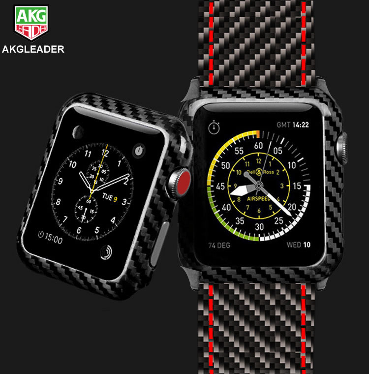 Luxury watch band for apple seriers watch shell (1)