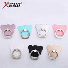 Bear toy Mobile Support ring stand Phone Smartphone Desk stand Grip Mount  Holder For iphone XS b9a6f54c43f4