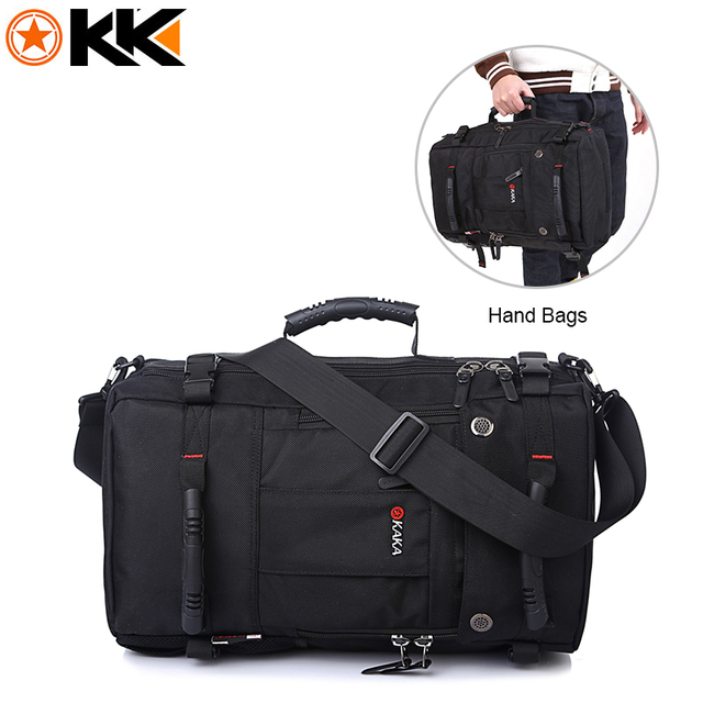40L Large Capacity Polyester Waterproof Backpack 4