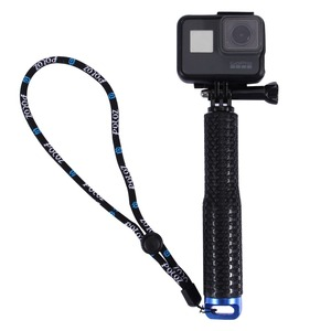 Image 2 - PULUZ For Go Pro Accessories Handheld Extendable Pole Monopod &Screw for DJI Osmo Action/GoPro HERO6/5/5 4 Session/3+/3/2/Xiaoyi