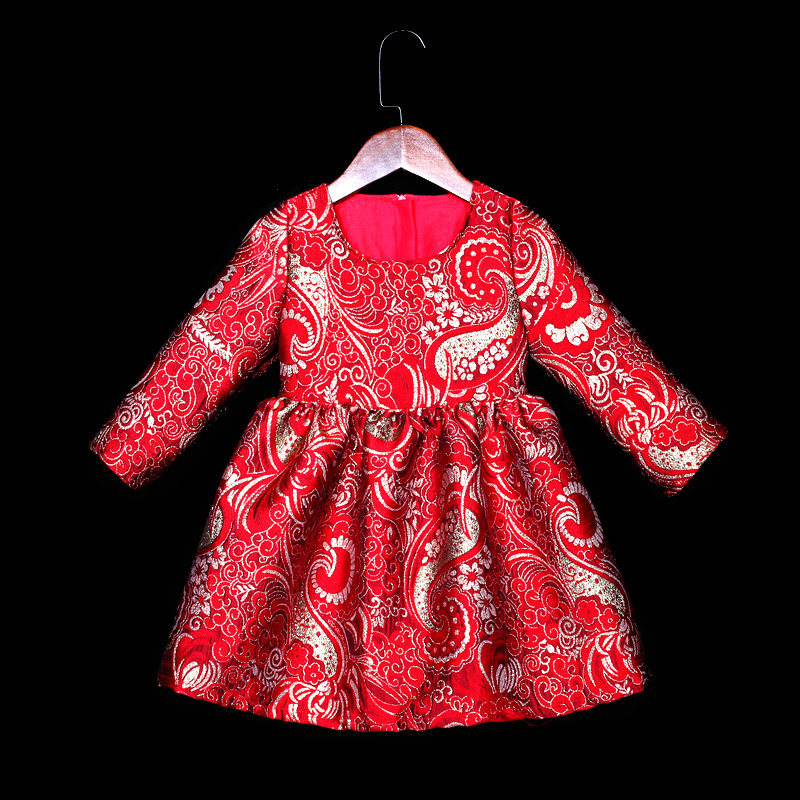 Automne hiver famille correspondant tenues femme 4XL bébé maman et moi enfants filles 1Y-16Y bébé fille robe mère et fille robes